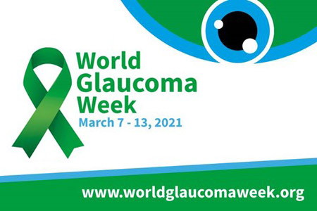 DON'T LET GLAUCOMA STEAL YOUR SIGHT!